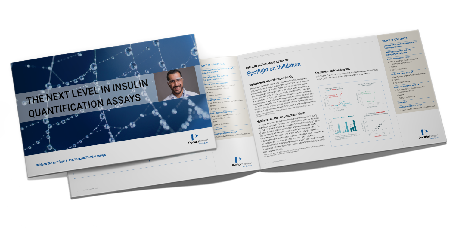 Guide to The next level in Insulin quantification assays
